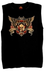 Men's Biker Muscle Tank - American Tradition