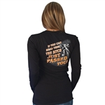 """The Bitch Just Passed You"" Biker T-Shirt"