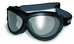 Fit Over Motorcycle Goggles: Smoke Lens
