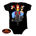 Baby Motorcycle Clothes: Boys Biker Rider Body