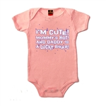 Baby Motorcycle Clothes: Girls Daddy's A Biker