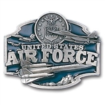 Biker Belt Buckles: Air Force