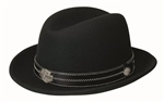 Harley-Davidson Hats: Wool Men's Dress