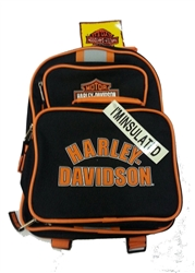 Harley-Davidson Toddler Backpack