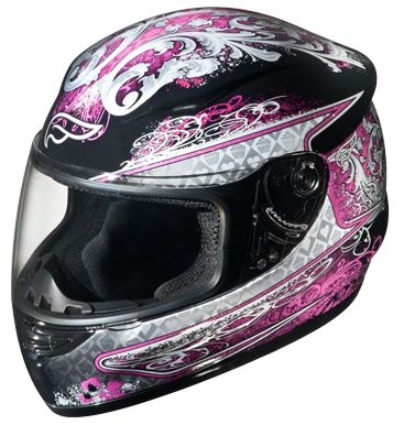 Kids Motorcycle Helmets 15 Off Girls Full Face Cupcake