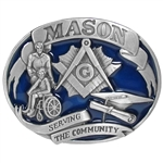 Men's Mason Belt Buckle