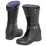 Joe Rocket Ladies Motorcycle Boots: heartbreaker