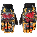 Joe Rocket: Artime Joe Textile Motorcycle Gloves