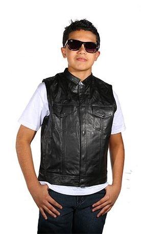 d1b4738ef Kids Motorcycle Club Vest