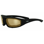 Sunset Lens Transitional Motorcycle Glasses