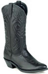 Laredo Women's Black Leather Western Boot