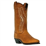 Women's Laredo Western Boots - Deertan Leather Brown Tan
