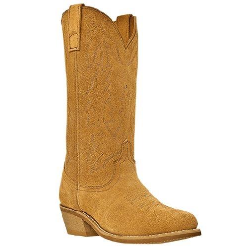 Laredo Men Suede Cowboy Boots