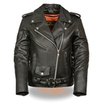 Ladies Milwaukee Leather Motorcycle Jackets
