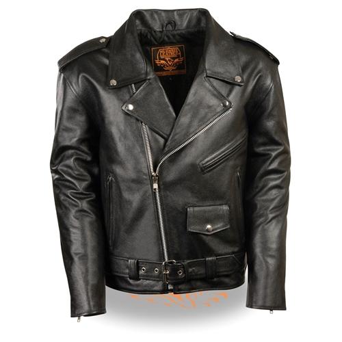 leather jackets biker style