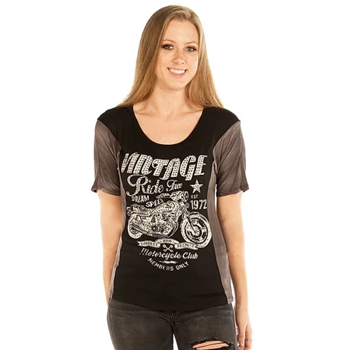 e3fdb97b3a962f Ladies Liberty Wear Shirt