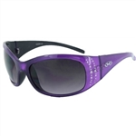 Transitional Women's Motorcycle Glasses - Marilyn