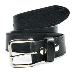 Genuine Leather Money Belt: American Made