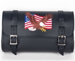 American Leather Motorcycle Tool Bags