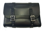 Large Leather Motorcycle Tool Bag