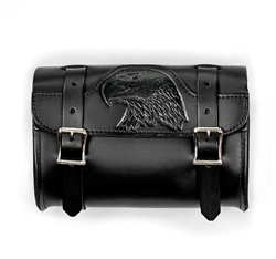 American Leather Eagle Motorcycle Tool Bags