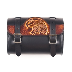 USA Leather Eagle Motorcycle Tool Bags