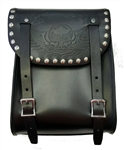American Leather Motorcycle Sissy Bar Tool Bag