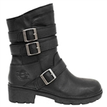 "Womens Motorcycle Boots ""Cameo"" by Milwaukee"