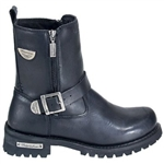 Milwaukee Motorcycle Boots for Men