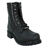 Milwaukee Men's Motorcycle Boots - Trooper