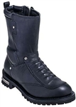 Milwaukee Men's Motorcycle Boots: Stomp MB432