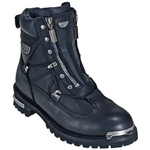 Milwaukee Men's Motorcycle Boots - Throttle