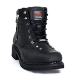 Milwaukee Motorcycle Boots: Outlaw