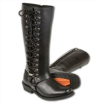 Milwaukee Leather Ladies Motorcycle Boots