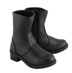 Milwaukee Motorcycle Boots: Ladies Ultra Clean Riding Boot