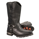 Milwaukee Leather Western Motorcycle Boots