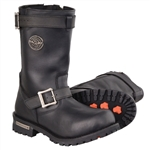 Milwaukee Leather Men's Motorcycle Boots: Engineer