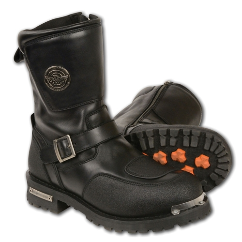 Milwaukee Motorcycle Riding Boots