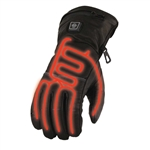 Milwaukee Leather Heated Motorcycle Gloves