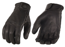 Mens Lightweight Texting Motorcycle Gloves, Milwaukee