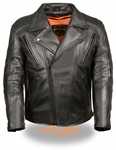 Milwaukee Leather Motorcycle Jacket: Original Style