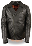 Milwaukee Leather Beltless Motorcycle Jackets
