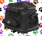 Dog Carrier Motorcycle Sissy Bar Bag