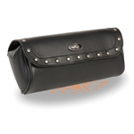 Milwaukee Motorcycle Tool Bag, Studded Detail