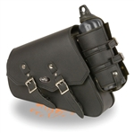 Milwaukee Performance Motorcycle Swing Arm Bag Left