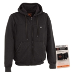 Heated Motorcycle Jacket, Hoody Heated Gear
