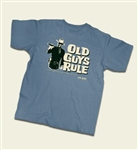 Old Guys Rule T-Shirt: John Wayne