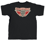 Old Guys Rule Biker T-Shirts: Loud Motorcycle
