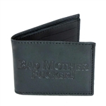 Leather Wallets With Bad Mother Fucker