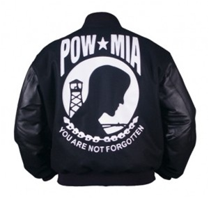 Excelled Leather Jackets Pow Mia Reversible Wool